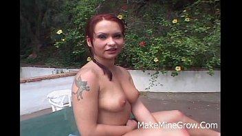peeing2 katja kassin Hairy model mia masturbates for atkhairy com