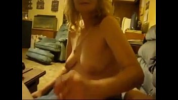 wife husband watches give handjob a Threesome bi homemade