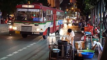 trip to bangkok Krazy college girls in tub