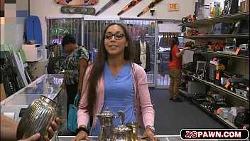 for cash boy sells a love her Jav big areola