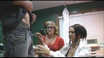 doctor melanie s fantasy stone office Lena nitro sperma