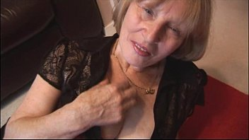 dildo blonde granny solo My girlfriend 3