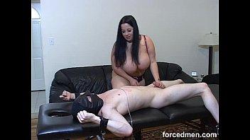 slaves her dominating tits woman slapping Emo boys deep kissing