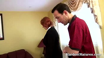 mature redhead retro The best anal sex ever