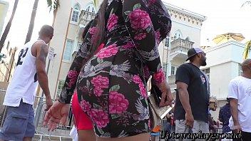 grabbing dress sex babe ass tight As panteras primas do interior5