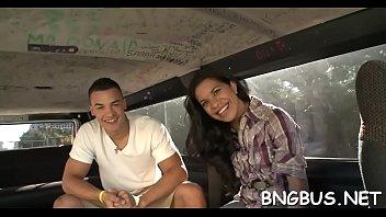 tory bangbus lane Straight video 7528