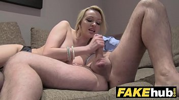 blonde x couch casting private Hentai schoolgirl fucked blue hair