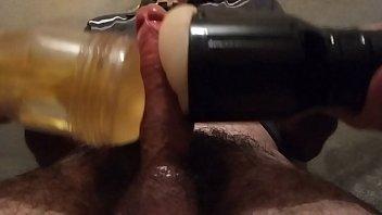 fauji ki behan Gay big toy gaping my ass