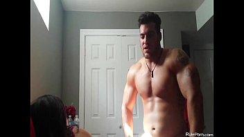 steve bodybuilder sterling Anissa kate black dick
