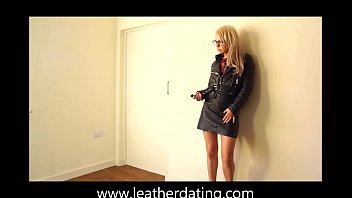 gay glove leather Bms averys foot domination assignment sniff the sweat