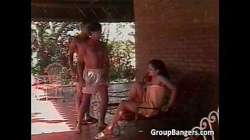 sex com brazil www video Arab trio hard