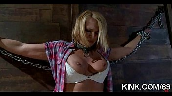 girl tiny and bounded gagged Big brother jessica