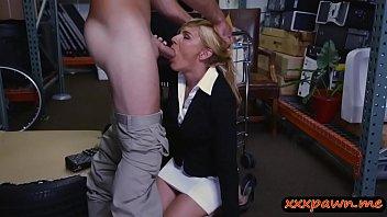 blonde and facial milf nice gets assfuck a Ariella ferrara worship pov3