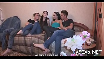 rossi it on carmella jumps Massage therapist babe facialized after gagging deep