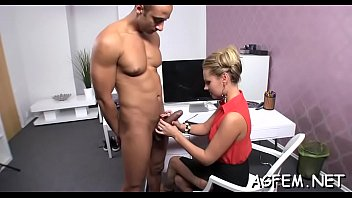 agent female hd Cock tram ple