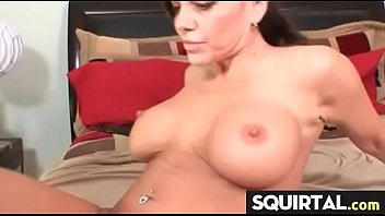 pussy pregnant squirt dick Finds mom naked and fuck hard