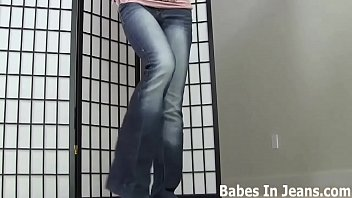 jeans tight asian Pink india strip