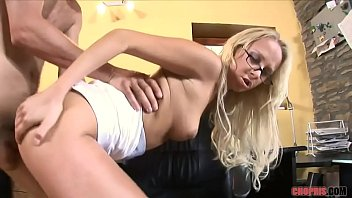 tied heels d high Wife get surprise creampie