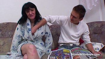 mother fucks son xvideoscom her japanese Old man cum inside