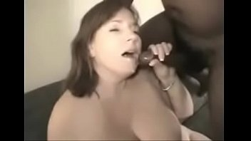 sex while hubby is lesbian away Wife bride satin