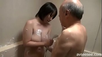 by japanese girl 1 cute fucked man old 77 year old man