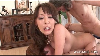 double hairy penetration wife Son blows father