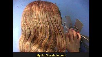 pony blows girl Lesbian nose hook bondage