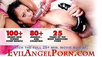 horny babe star big is lela pornstar brunette hot tit really Hard rape girl scene