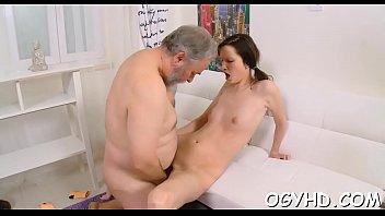 boy old woman handjobs Sammy grand masturbates her hairy pussy