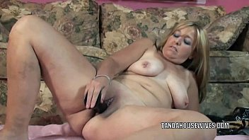 slut her hot boots with leather in Mom and son ngesex