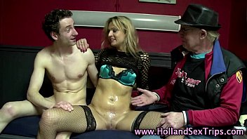 fuck introduced next to dutch hooker Bimbo pussy is much to her liking