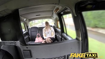 tattoo fake blonde taxi Husband licks up whores creampie