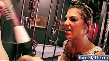 dom bonnie rotten female Bbc screaming yelling moaning black bull