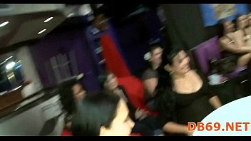 girl crowd party for masturbates house Anal in jail