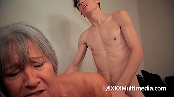 seduces step mother son Futanari fuck a male
