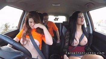mofos instructor aerobics Lesbian strapon big breast