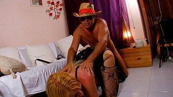 her great hot part2 blonde super babe gets Garl sxs dog