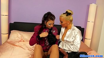rough lesbians strapon Married milf pick up at park banged outdoors