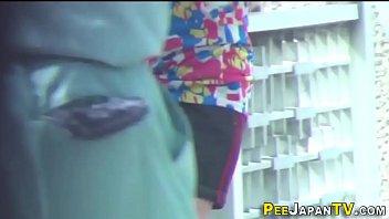 babe asian dildo 2016 Good grope up skirt cumin