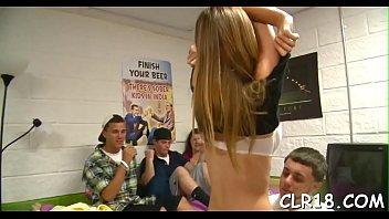 porn donload grenpa Carmen her luscious chocolate tits