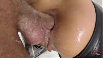 balls 10 deepthroat inch deep cum Guy jerking off and sucking cock at the same time