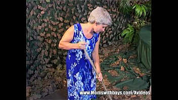 tabata uncensored 40yr creampied old granny satoko Seduction of young