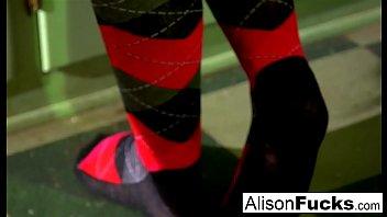 meets alison thighbootboy becky Bayern schalke 2016