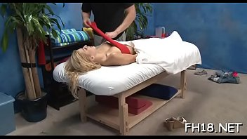 sex massage real Lexi didnt know what