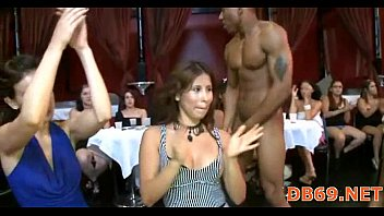 masturbates party girl house for crowd Slut slaves wife ass spanking