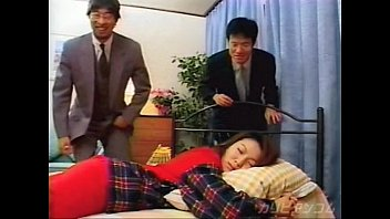 grannies squirt japanese Two guys and a girl with blue stockings6