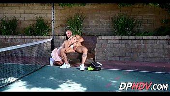 perfect gangbang blonde whore Lesbian pee contest