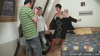 4 old in orgy whores grannies Disgusting fat ssbbw