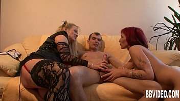 german forced milf blackmail Sex toy gift turns into bbw orgy
