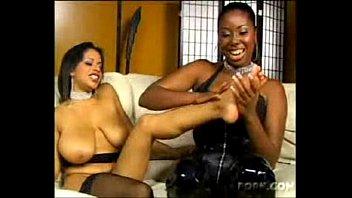 pickup lesbian black Mature doggy chubby